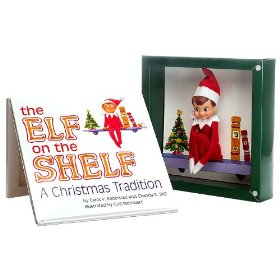 Elf on the Shelf Doll Savings