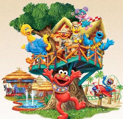 Florida Residents Free Kids Ticket To Busch Gardens
