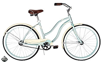 Bikes Walmart Mint Green Bike with Bonus