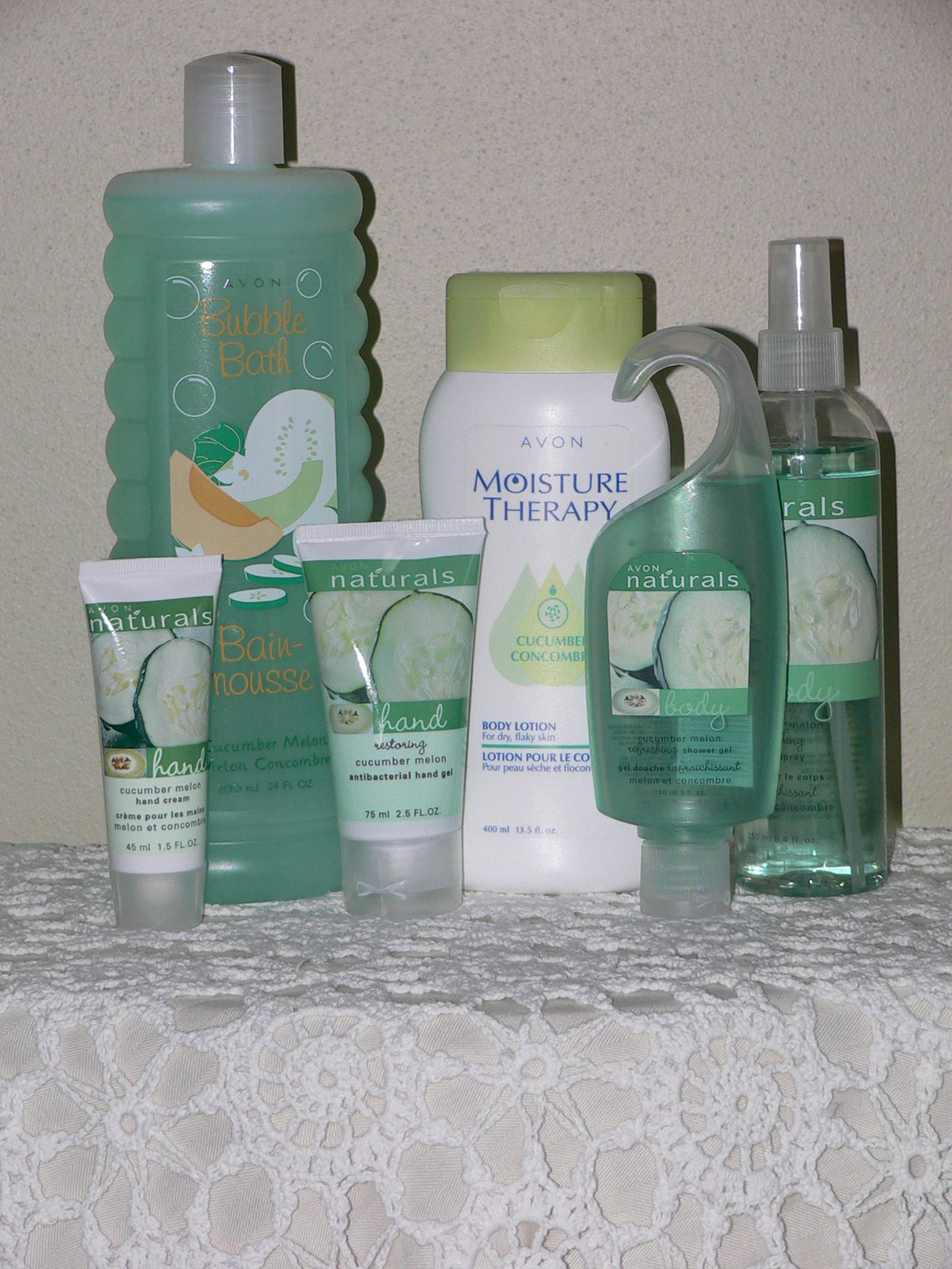 Can Shower Gel Be Used As Bubble Bath Closed Giveaway Avon Cucumber Melon Bath Amp Body Set