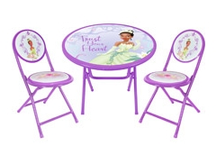 Has The Disney Princess And Frog Round Table Chair Set Reduced To 20 With Free Site S H
