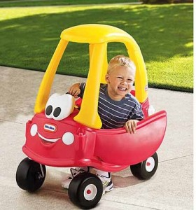 Walmart Fisher Price Coupe Car