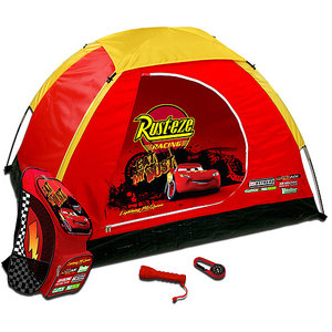 sc 1 st  Frugal Coupon Living & Cars Tent Set on sale at Walmart for $19.86
