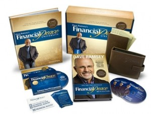 Dave ramsey fpu workbook