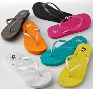 Summer Style: On Flip Flops, Sandals, and Slip-Ons - Style Girlfriend