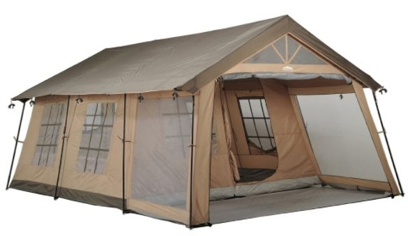 Get A 10 Person Tent From Sears For 147 24 Shipped