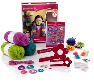American girl doll craft kits and freebie for American girl craft kit