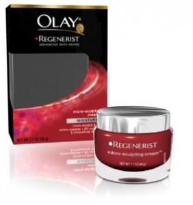 Olay Regenerist Scultiping Cream 50% Off Plus Rebate Potential
