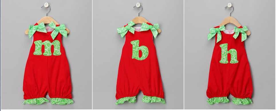 Zulily Coupon Code | Mud Pie Christmas Outfit $11