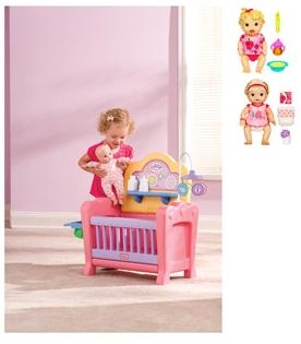 Baby Alive Nursery Play Set 50 Shipped