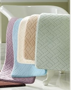 Lovely Kohls Has The Memory Foam Cushioned Bath Rug Reduced To $7.99 (from $24.99).