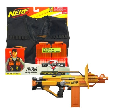 Others to look at: NERF MagStrike ...