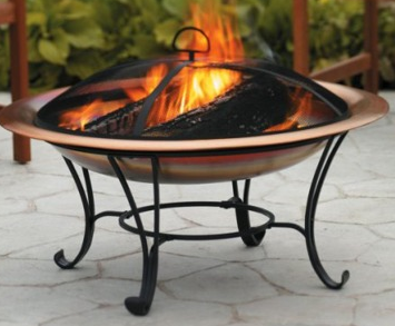 Get A Smith Amp Hawken Firepit From Target For 90 Shipped