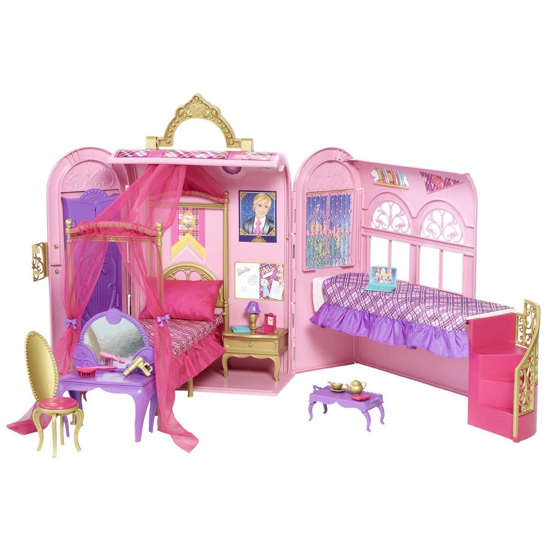 Barbie Room: Get The Barbie Princess Charm School For $22 Shipped