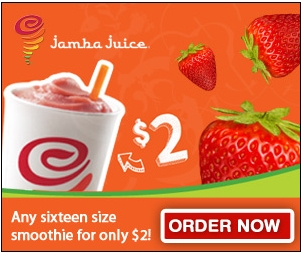 jamba juice essay Ten reasons why i will never be unhappy in a jamba juice  the notices for  community events where you can buy a jamba juice and, if you tell  is an essay  collection by the tangential, published by thought catalog.