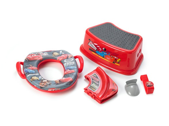get a character potty training set for  21 shipped today