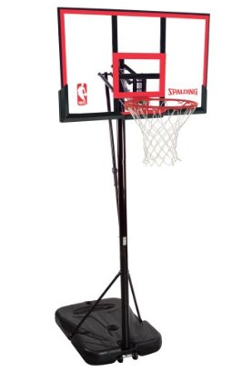 Spalding basketball goal - Image