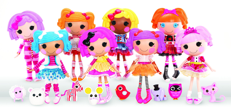 Girls Lalaloopsy Cartoon Pink Fleece Handmade Throw Baby