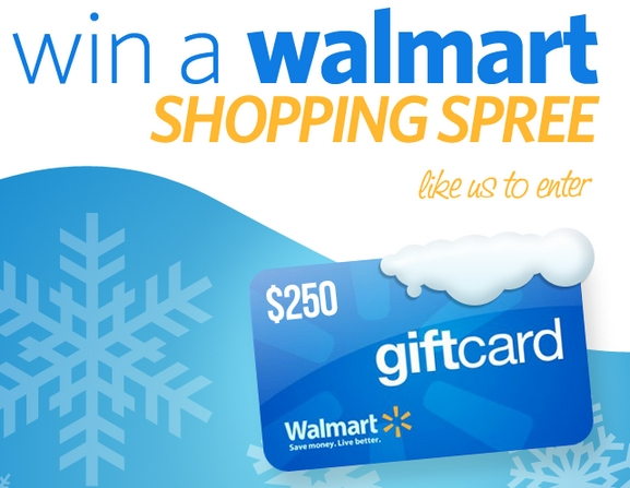 Win a 250 walmart gift card head negle Images