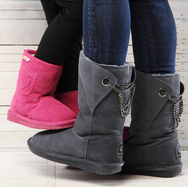 Zuily has Bear Paw Shoes/Boots for Women and Girls! Prices start at