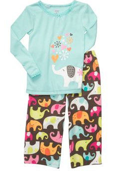 toddler girls pj set