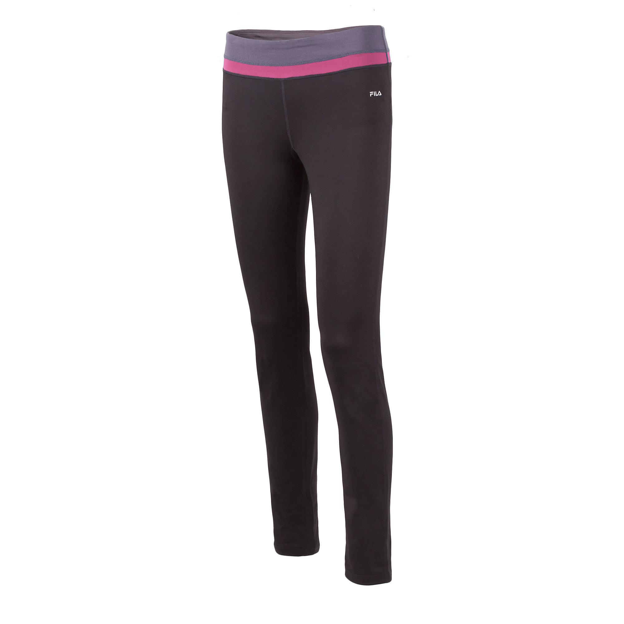 women's fila tight pants