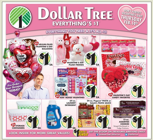 Dollar Tree Perfect Stop For Valentine S Day Everything Is 1
