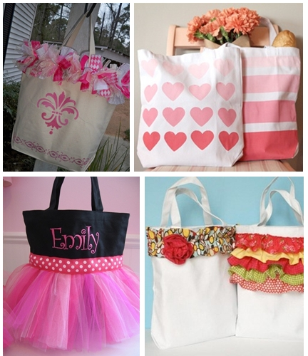 FREE Canvas Tote | Easy Craft - Create Your Own Bag