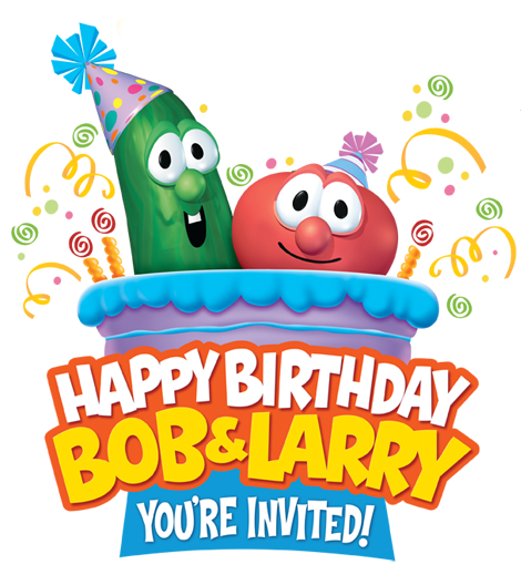 happy birthday bob and larry