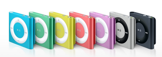 how to play songs in ipod shuffle