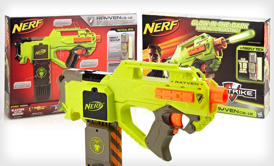 nerf strike guns groupon