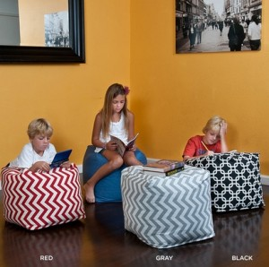 Pick Up Bean Bag Cube Ottoman For 49 From 99 If This Is Your First No More Rack Purchase Get 10 Off Of 30 Making It Only 39