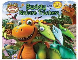 dinosaur train nature trackers