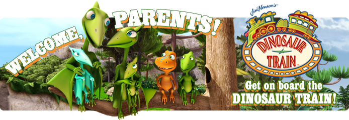 dinosaur train nature trackers web