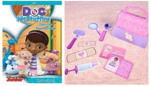 Build-A-Bear Workshop Birthday Party with Doc McStuffins Theme