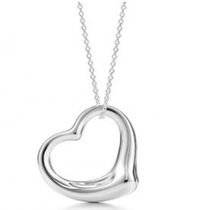 Discounted Tiffany Co Inspired Heart Necklaces From 25 Discount Tiffany Jewelry