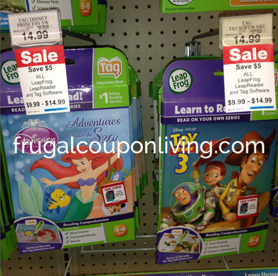 Tag-Reader-Book-Sale-Coupon-Toys-R-Us-Frugal-Coupon-Living