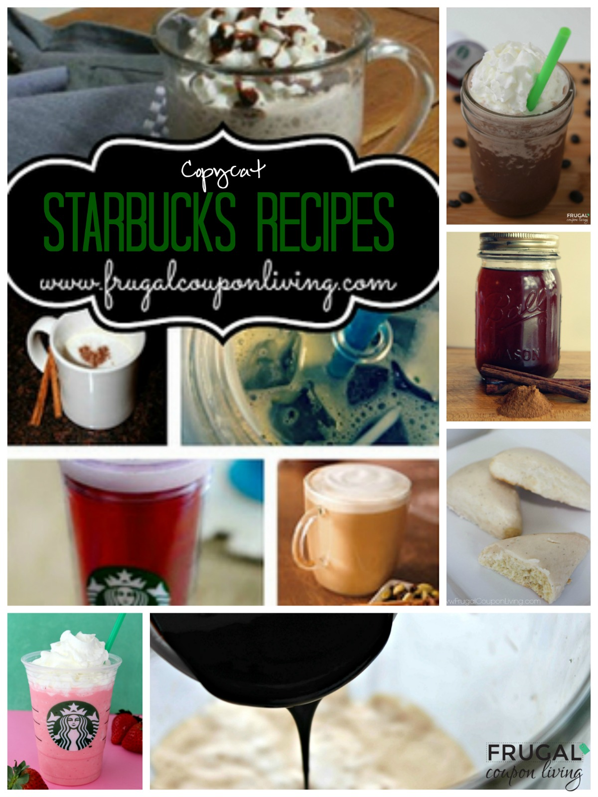 copycat-starbucks-recipes-collage-frugal-coupon-living