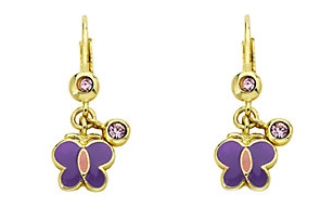earrings-butterfly-kids-girli