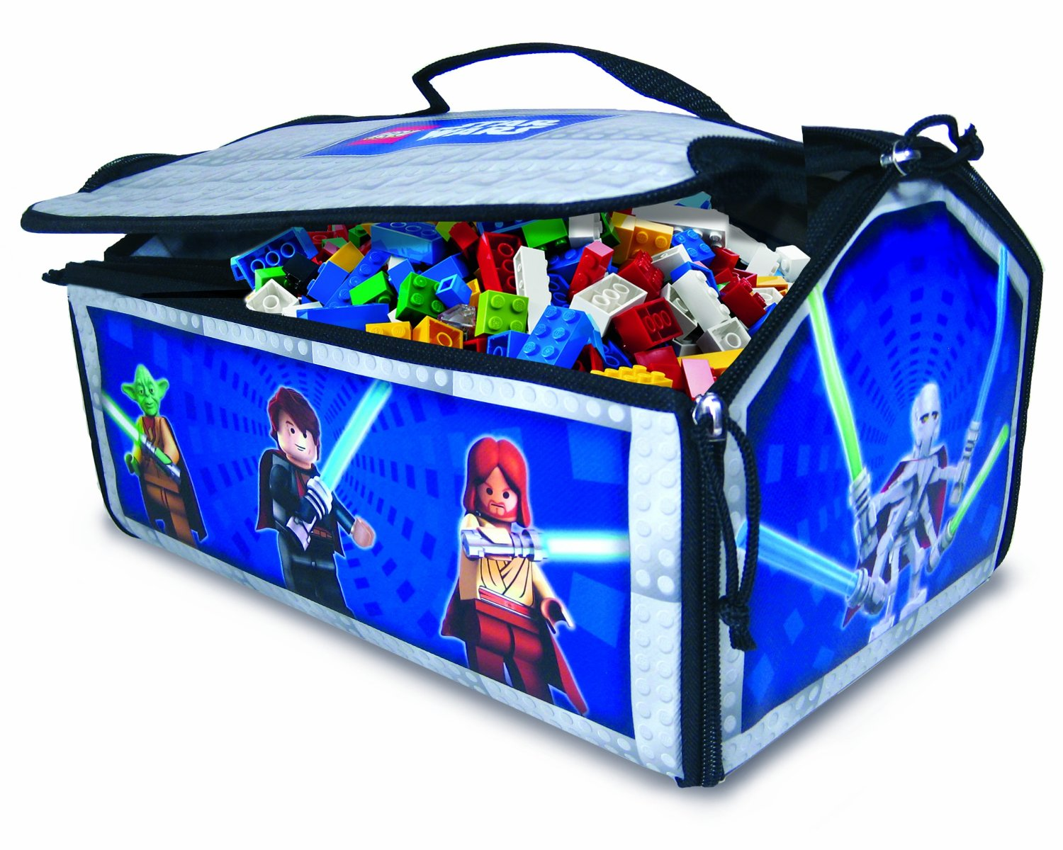lego storage bin  sc 1 st  Frugal Coupon Living & LEGO Star-Wars Storage Bin and Playmat - $11.97 from $19.97