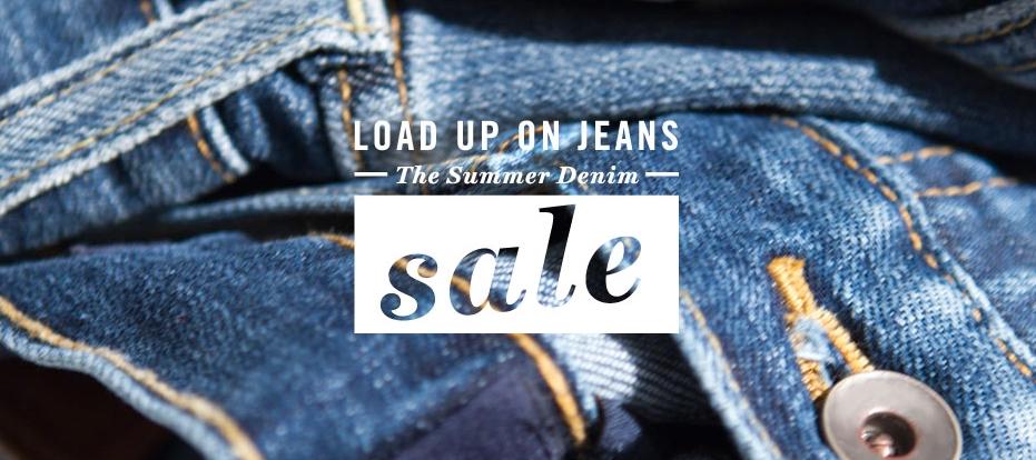 Designer Men and Women Jeans $29 from $118 - FREE $10 Rue La La Credit