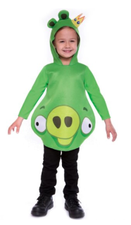 angry birds pig costume