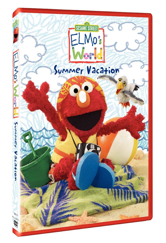 Elmo Summer Vacation Dvd 3 99 From 12 99