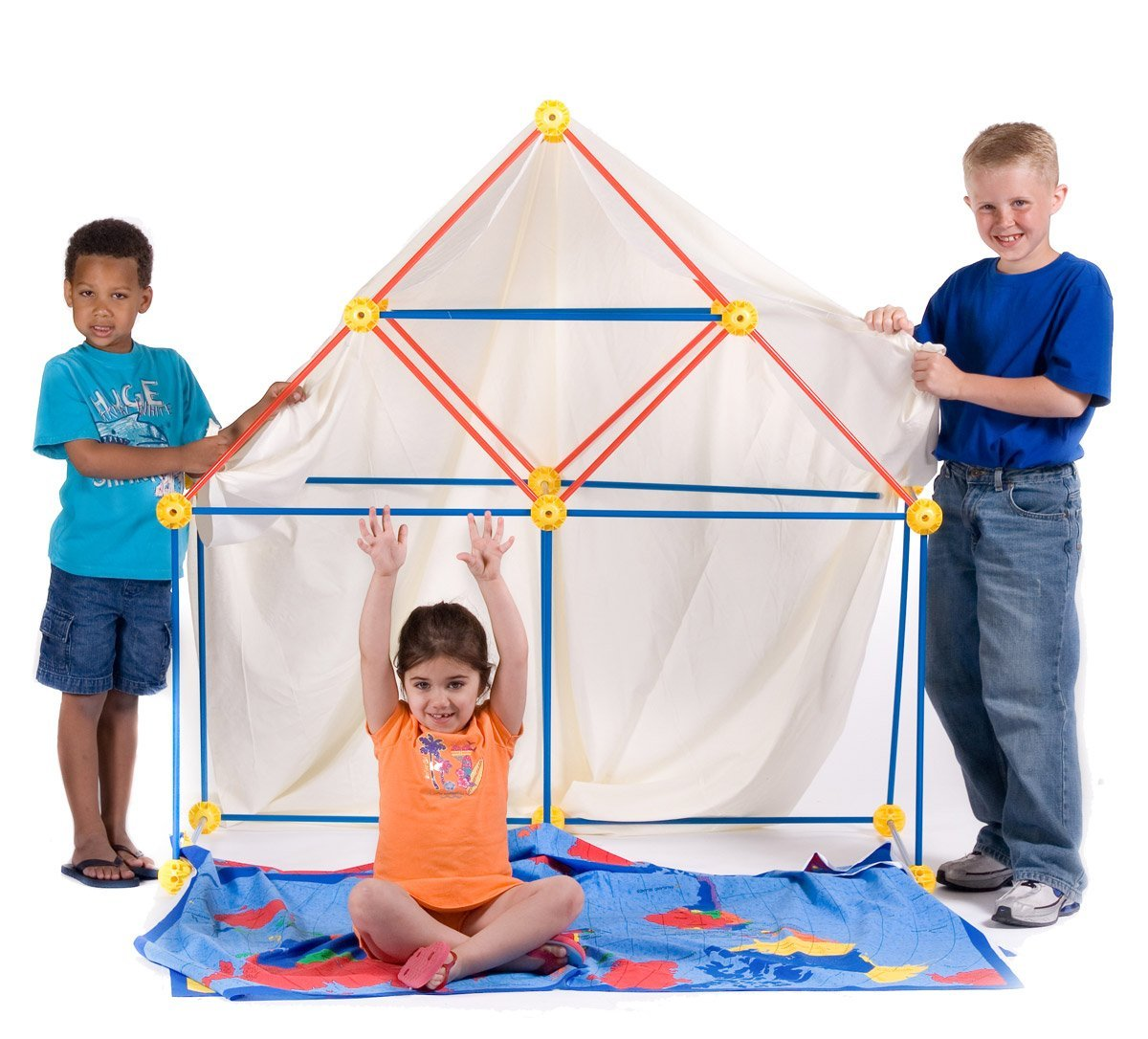 Ez Fort Building Kits For Indoor Fort Play From