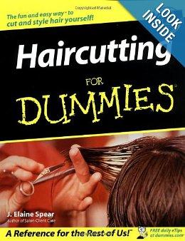 haircutting for dummies