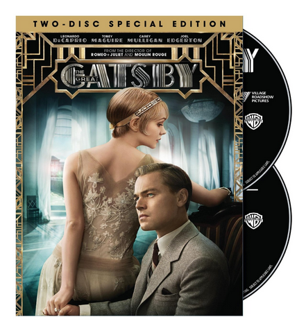 The Great Gatsby 2 Disc Set For From