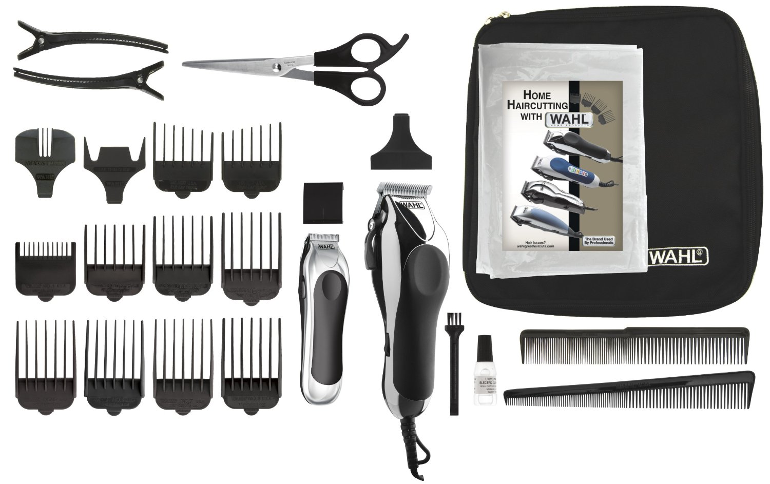 wahl clippers kit