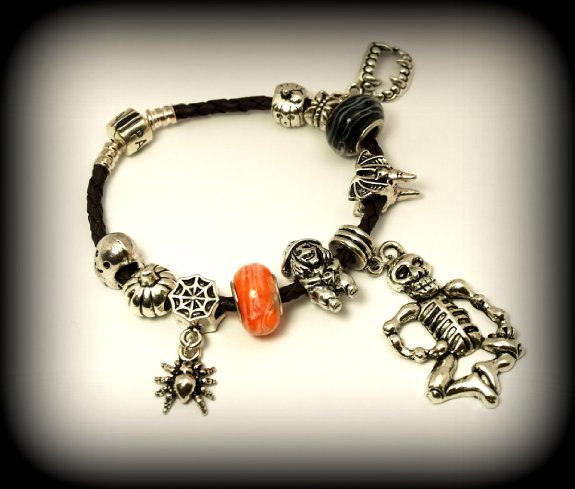 Coupons For Pandora Jewelry: Pumpkin Earrings For $8.99