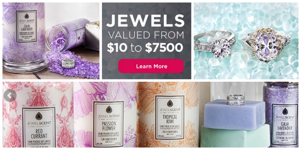 Shopping At JewelScent. unecdown-5l5.ga has a diverse inventory of creatively scented candles for all preferences and occasions. Each Jewel Scent candle contains a hidden jewel valued at $10 to $/5(6).