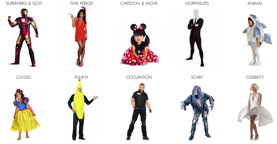 Costume express coupon code canada